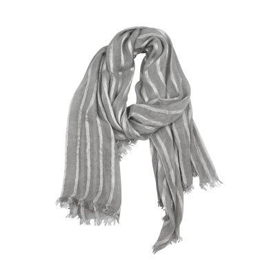scarf the moshi i viscose grå